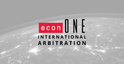 EconOne International Arbitration